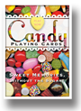 Candy themed playing cards from Inkstone Designs