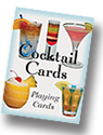 Cocktail Themed Playing Cards