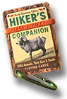 Hiker's Companion Playing Cards