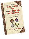 Historical Pattern Set Playing Cards