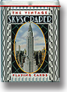 Sky Scraper playing cards by Kathy Herlihy-Paoli