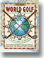 World Golf Courses Playing Cards